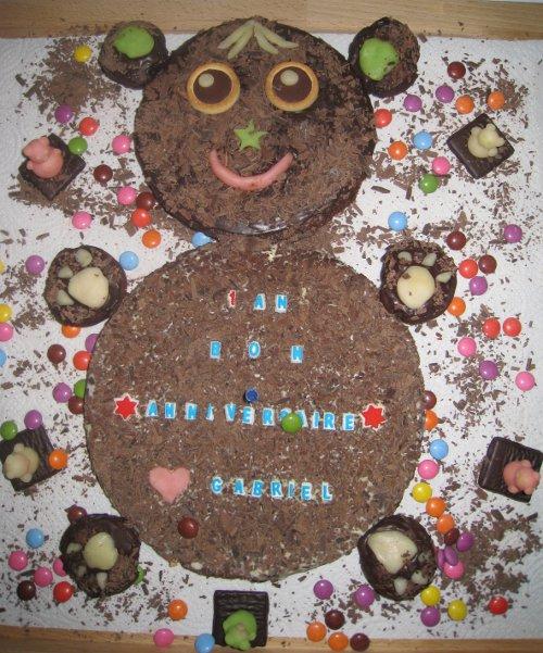 Connu Maman teste » Anniversaire enfants Quelques idées de gâteaux BA24