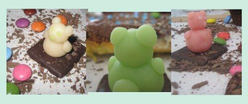 Anniversaire enfants <br/> Quelques idées de gâteaux