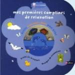 Livre CD de comptines pour bébé<br/>Un livre plein de douceur et de nature