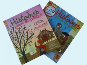 Abonnement magazine enfants <br/> Histoires pour les petits