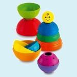 Roul&#8217;Empilo <br/> Un petit jeu qui dégourdit les petits