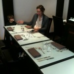 Restaurant-Justine-Paris-Pullman-Baby-brucnh-Table