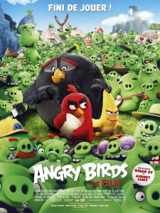 ANGRY BIRDS… LE FILM!
